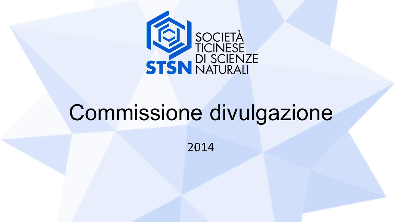 Commissione divulgazione 2014