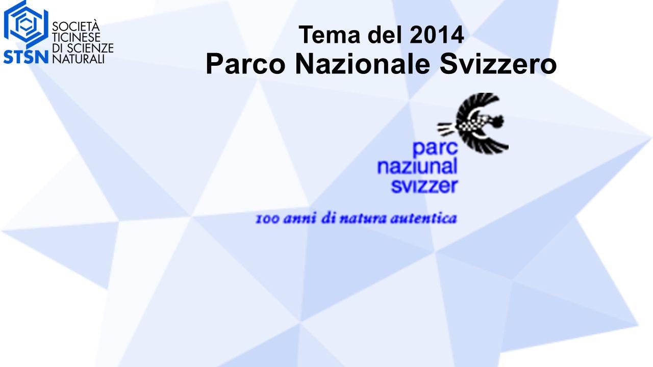 Tema del 2014 Parco Nazionale Svizzero