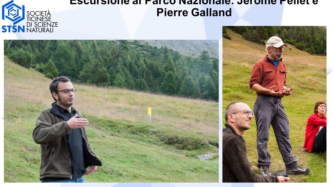 Escursione al Parco Nazionale: Jerôme Pellet e Pierre Galland