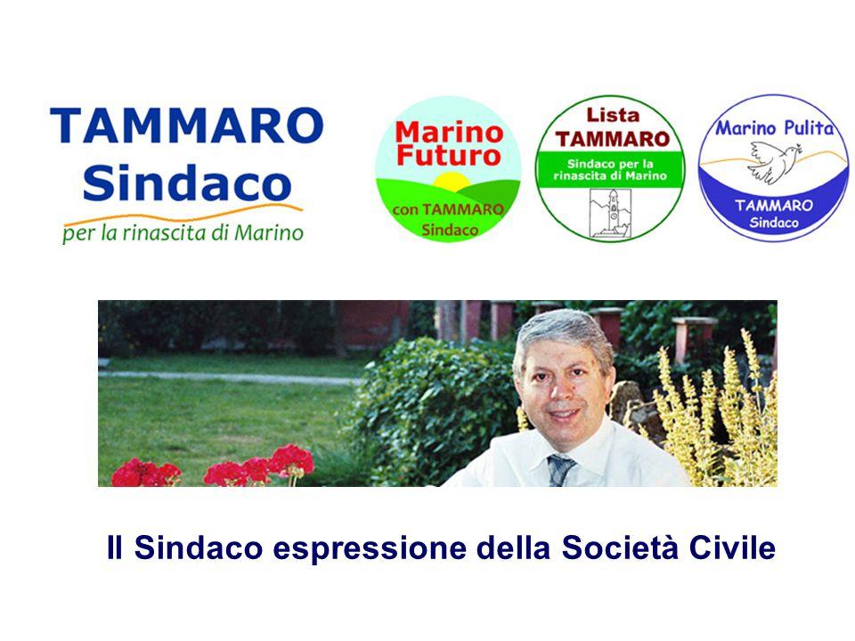 Uniamoci per dare un futuro diverso a Marino.Insieme si può.