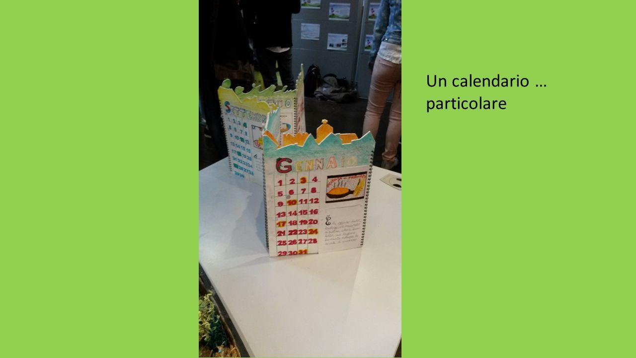 Un calendario … particolare