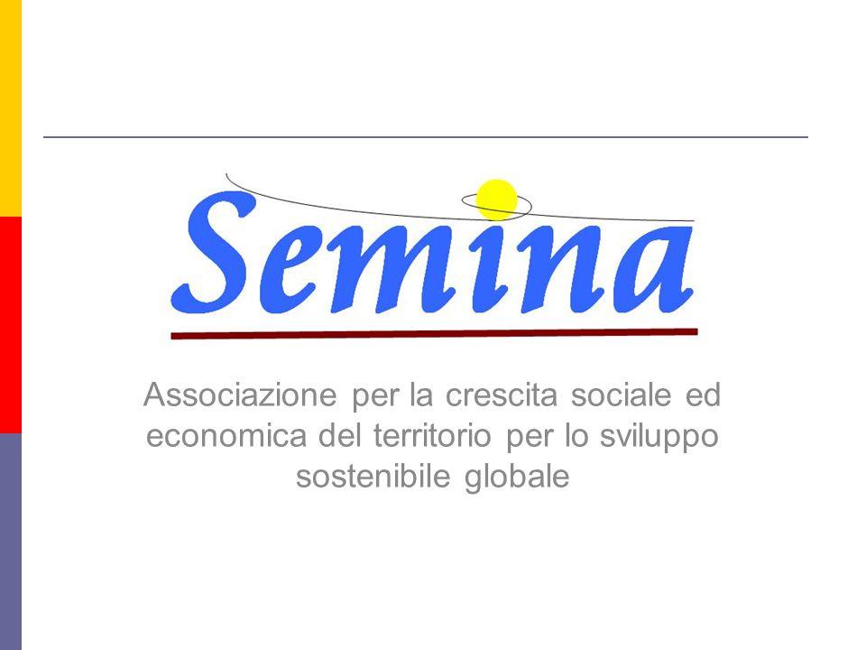 Associazione per la crescita sociale ed economica del territorio per lo sviluppo sostenibile globale