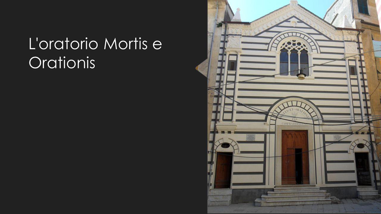 L oratorio Mortis e Orationis