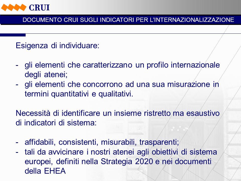 Il documento è stato presentato al Ministro Giannini, insieme a quello della Commissione Didattica CRUI sui percorsi di studio internazionali, poiché rappresentano due aspetti della stessa realtà.