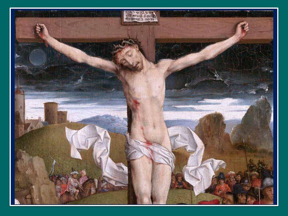 un'espressione dal doppio significato: innalzato perché crocifisso, e innalzato perché esaltato dal Padre nella Risurrezione, per attirare tutti a sé e riconciliare gli uomini con Dio e tra di loro.