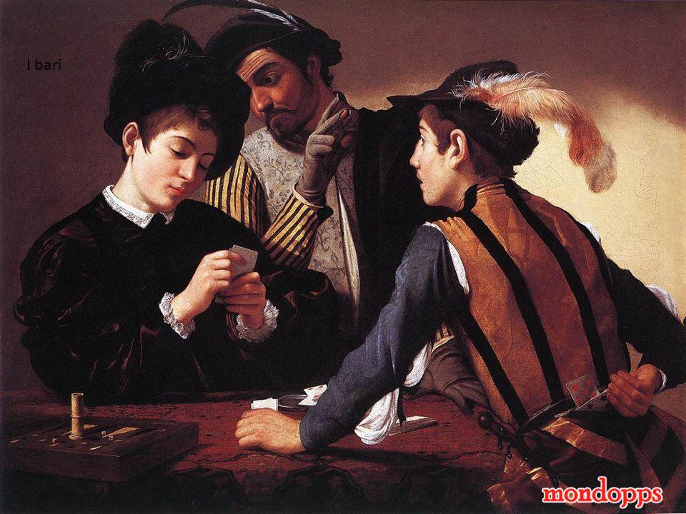 Fra i tanti pittori quello che più mi affascina è Caravaggio, spero che questa mia predilezione sia condivisa dai più. Caravaggio occupa un posto di p