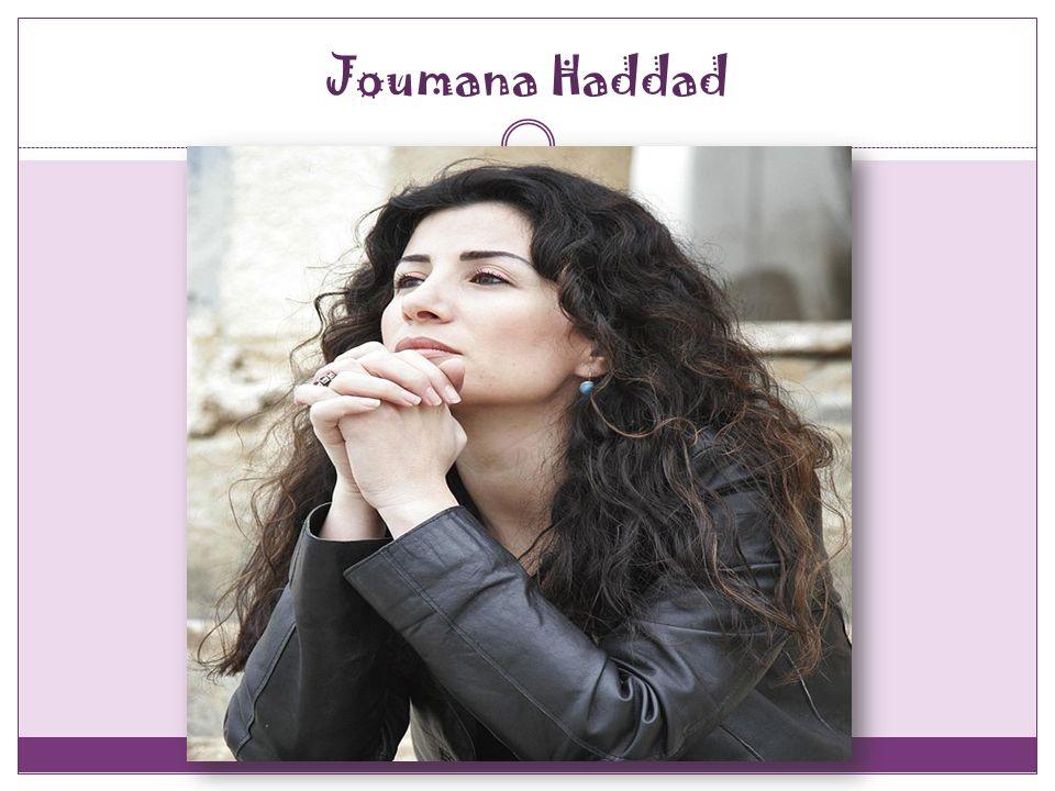 Poetessa, giornalista e traduttrice libanese.