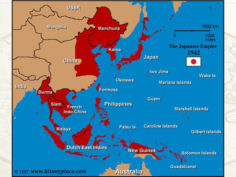 Apogeo dell'impero del Giappone 61