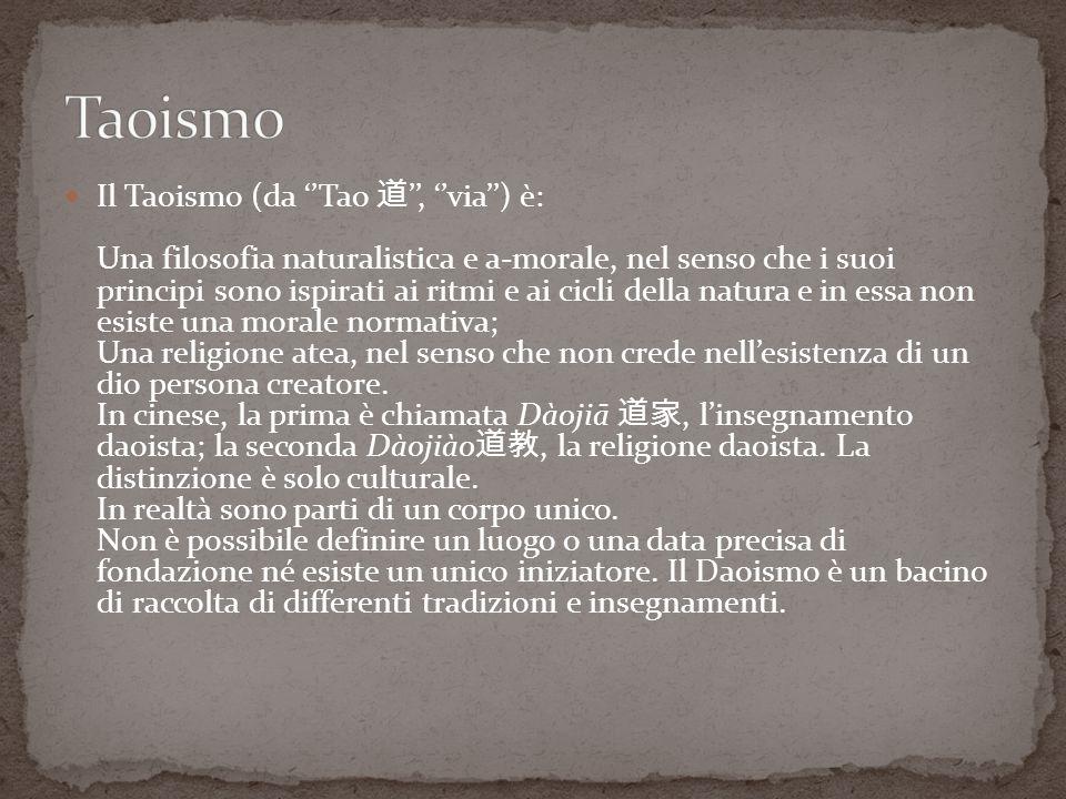 La dottrina di Confucio è basata sulla ricerca dell'armonia con l'ordine giusto delle cose, tale armonia è il dao e si consegue attraverso il culto de