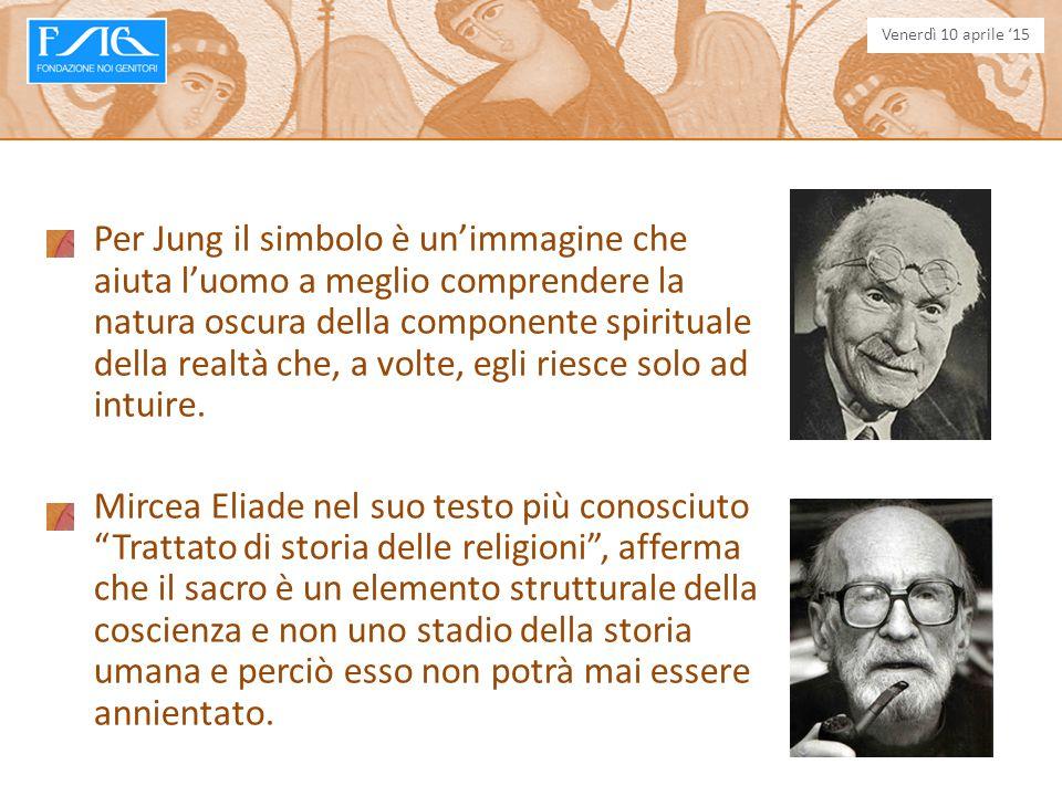 Mircea Eliade : L'uomo totale non è mai del tutto desacralizzato e addirittura è dubbio che ciò sia mai possibile.