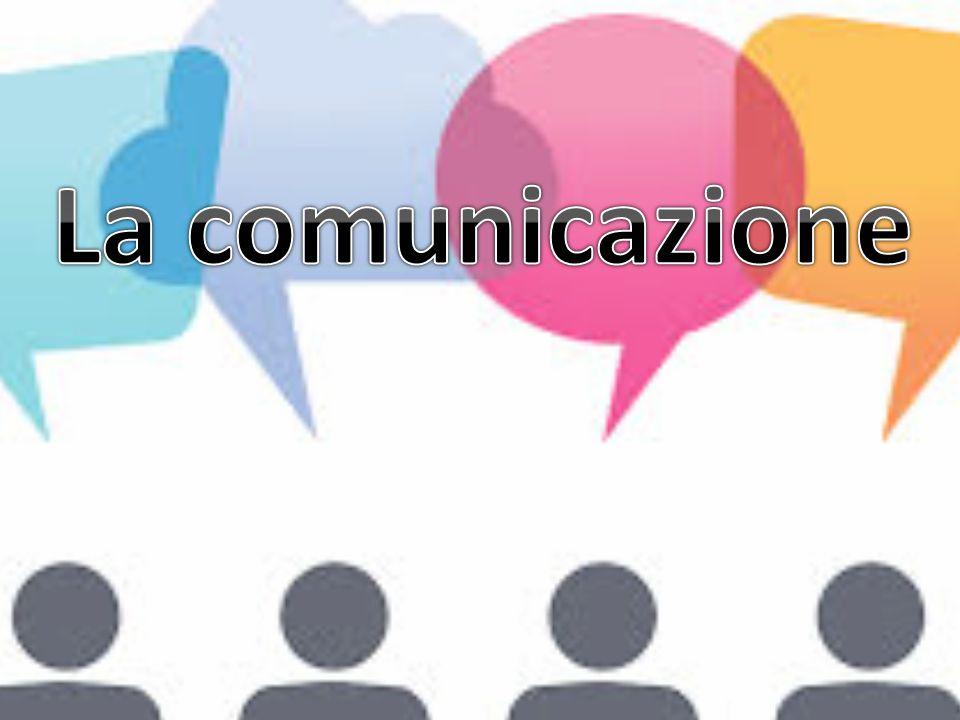 Comunicare (dal latino communis, 'che appartiene a tutti') significa mettere in comune.