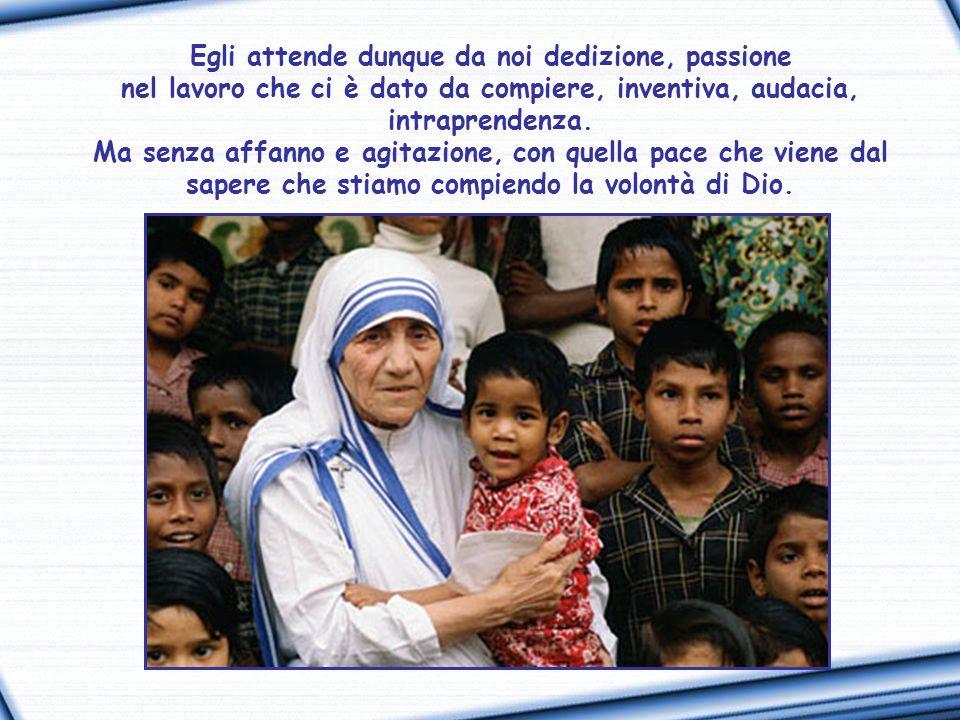 Come Marta, anche noi siamo chiamati a fare molte cose per il bene degli altri.