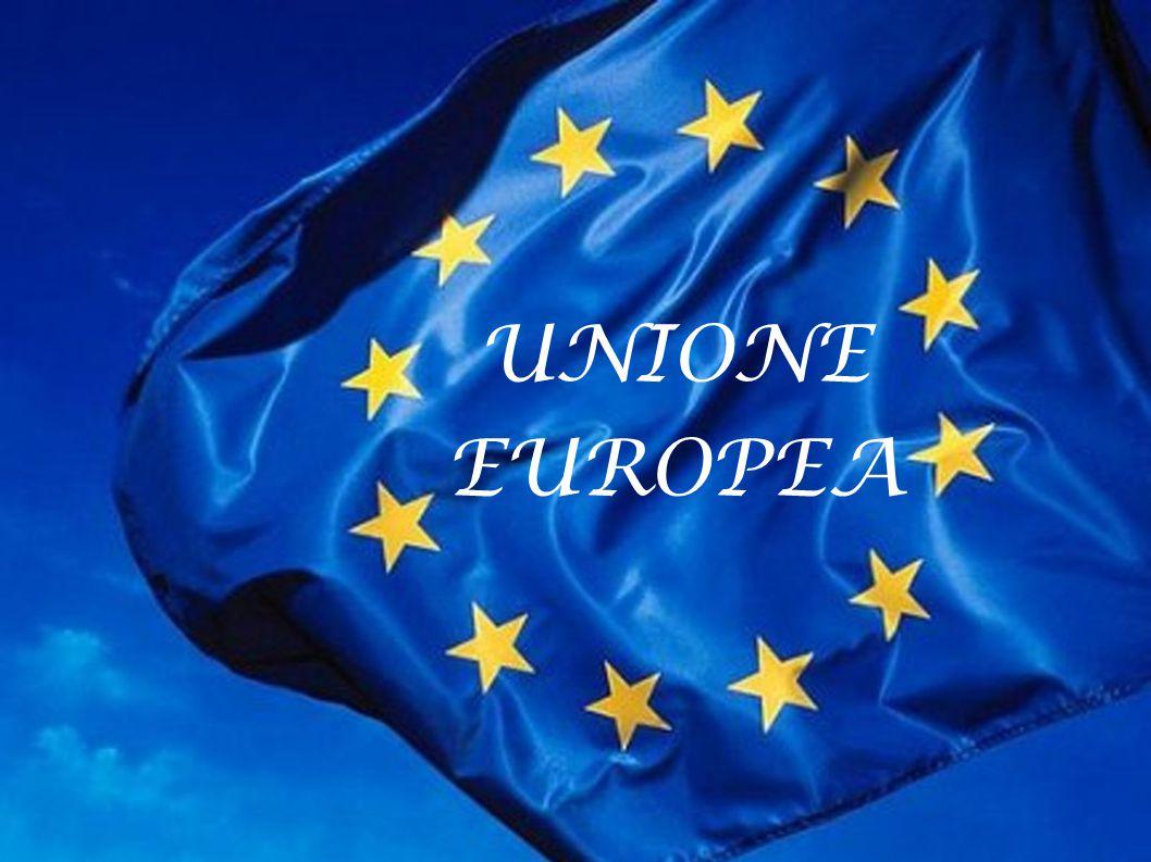 INDICE ● Cos è; Cos è; ● come si è formata; come si è formata; ● Obbiettivi; Obbiettivi; ● Le istituzioni dell Unione Europea; Le istituzioni dell Unione Europea; ● Le fonti del diritto dell UE.