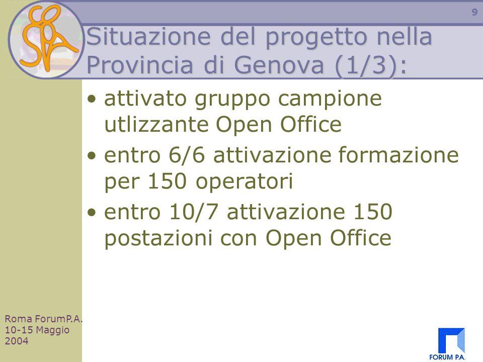 Roma ForumP.A.