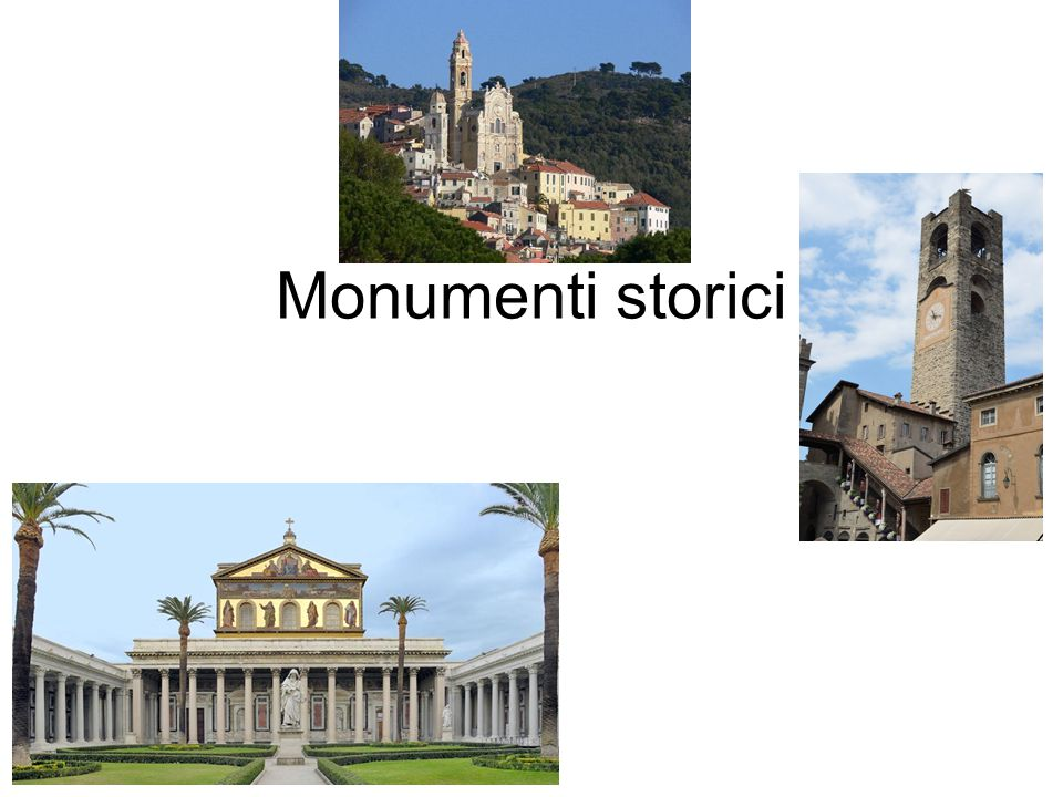 Monumenti storici