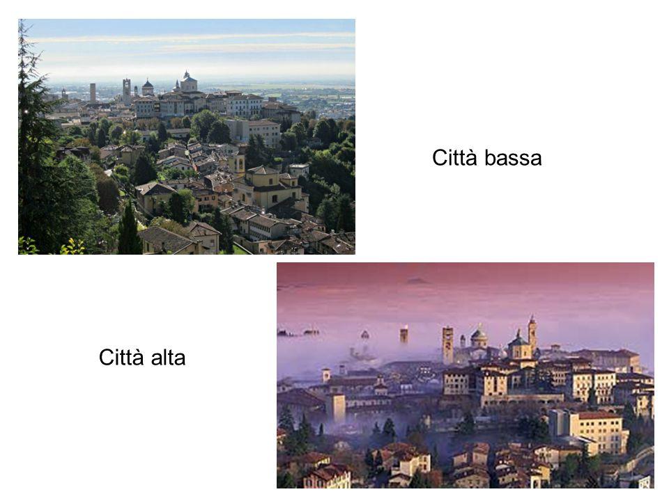 Città bassa Città alta