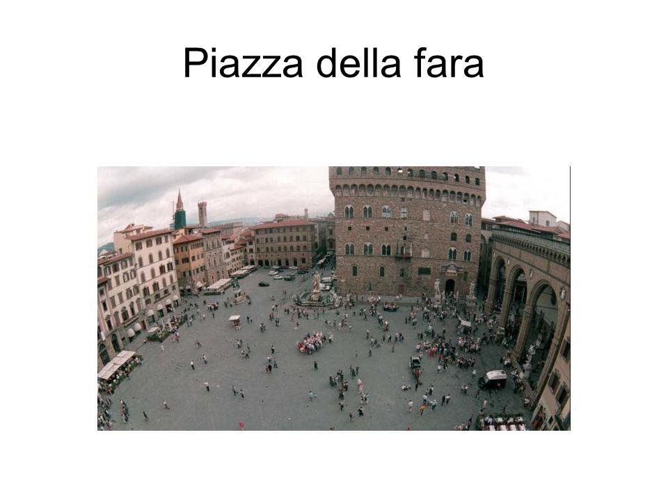 Piazza della fara