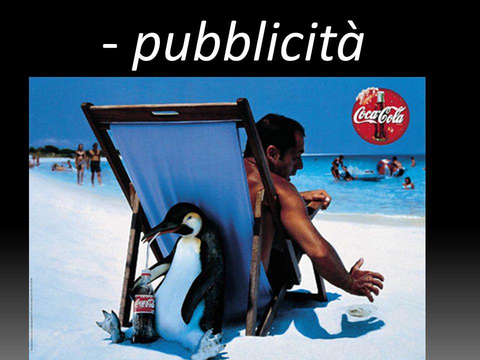 - pubblicità