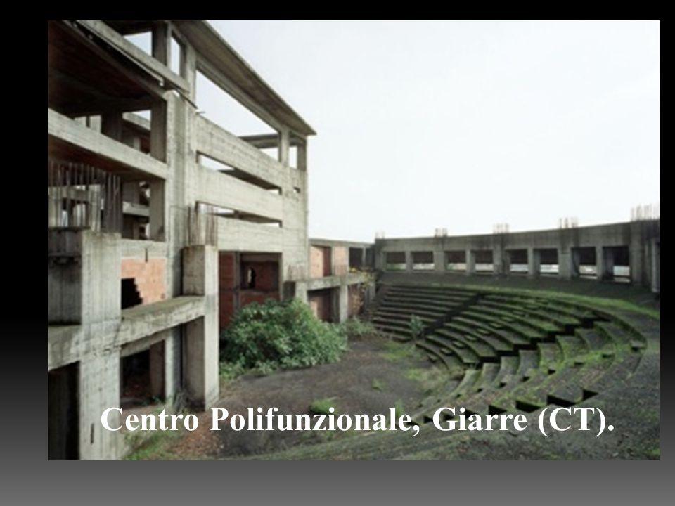 Centro Polifunzionale, Giarre (CT).