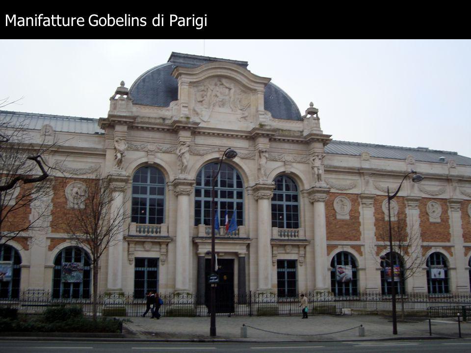 Manifatture Gobelins di Parigi