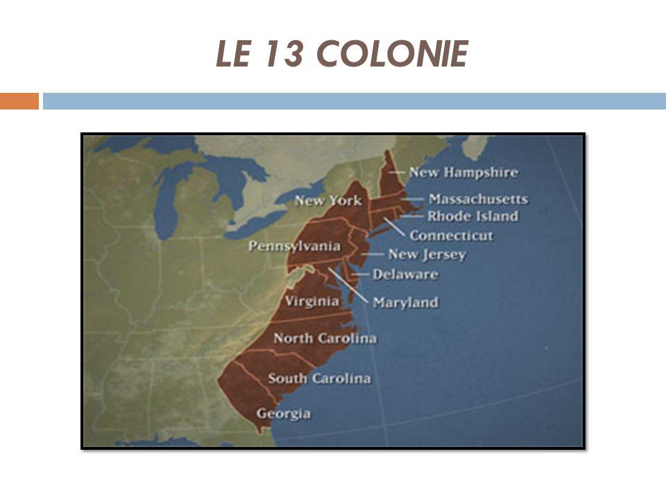 """LA RIVOLUZIONE AMERICANA """"La rivoluzione che portò le colonie inglesi del Nordamerica a formare la federazione indipendente degli Stati Uniti"""""""