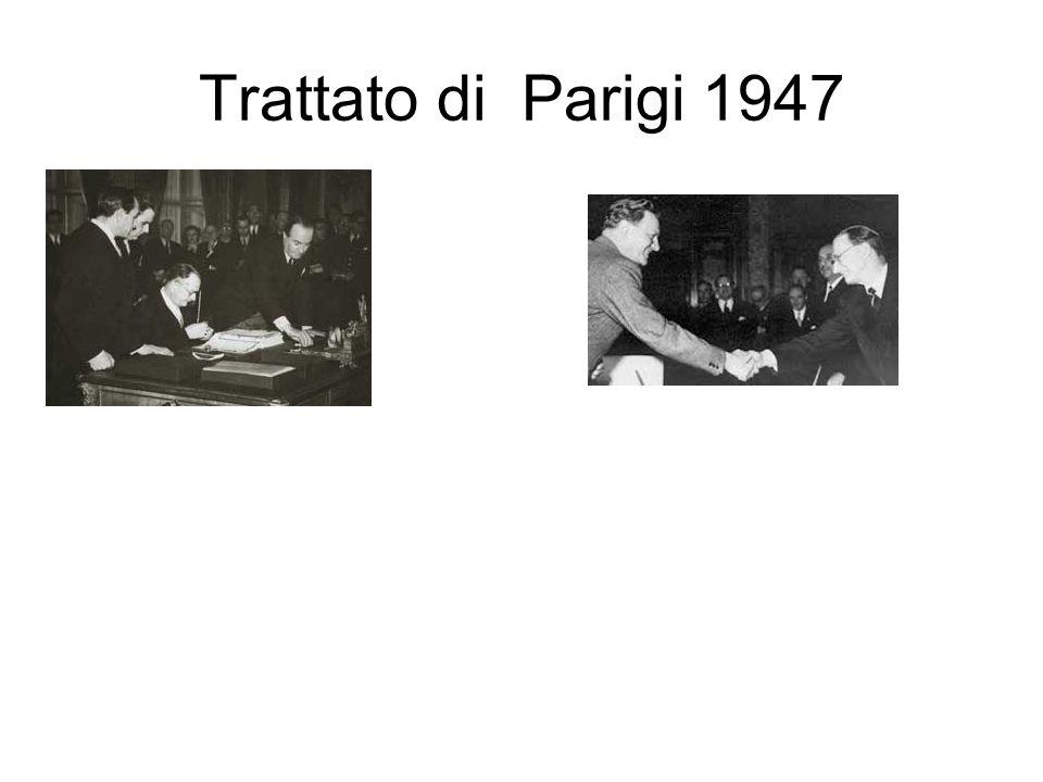 Trattato di Parigi 1947