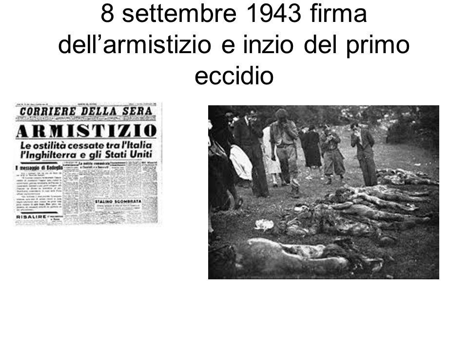 1 maggio1945 secondo eccidio Foiba = cavità carsica Dove venivano gettati gli italiani Foiba di Basovizza a Trieste