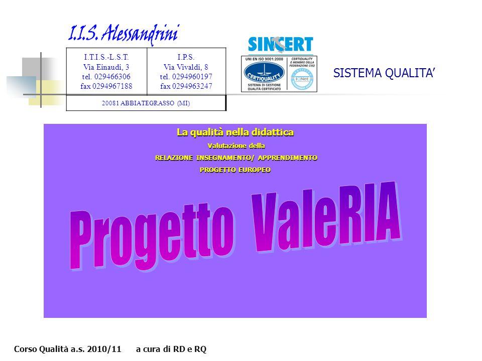 I.T.I.S.-L.S.T. Via Einaudi, 3 tel. 029466306 fax 0294967188 I.P.S.