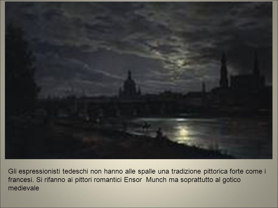 Kirchner Manifesto 1906.Lui l'artigiano.