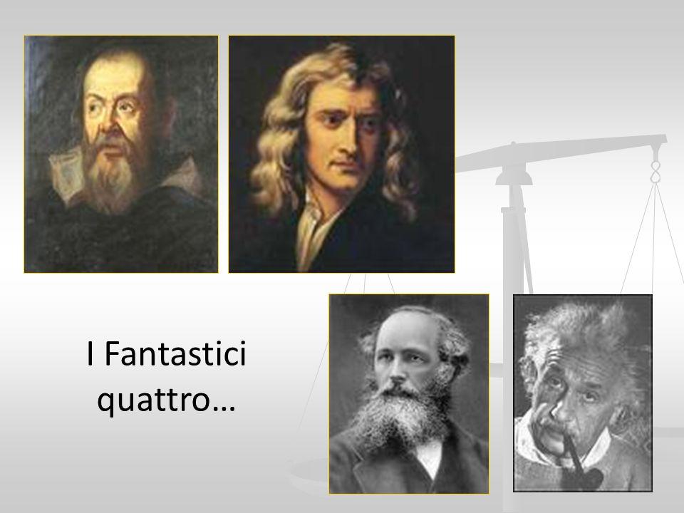 I Fantastici quattro…