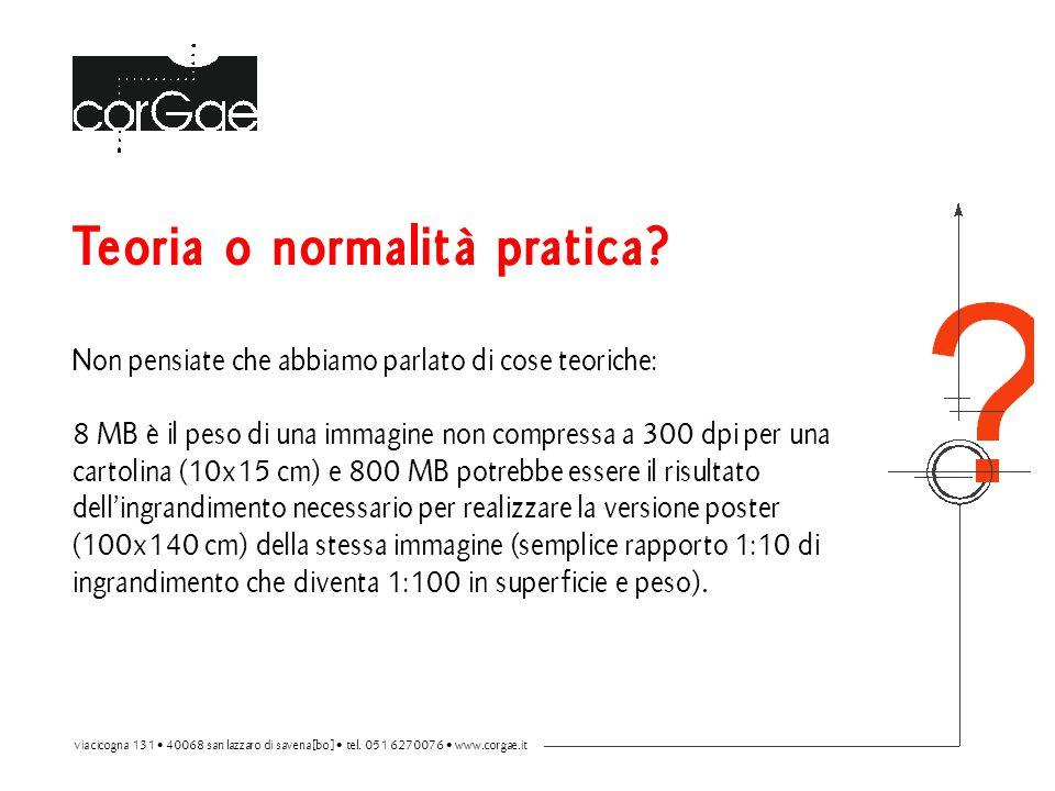 Teoria o normalità pratica.