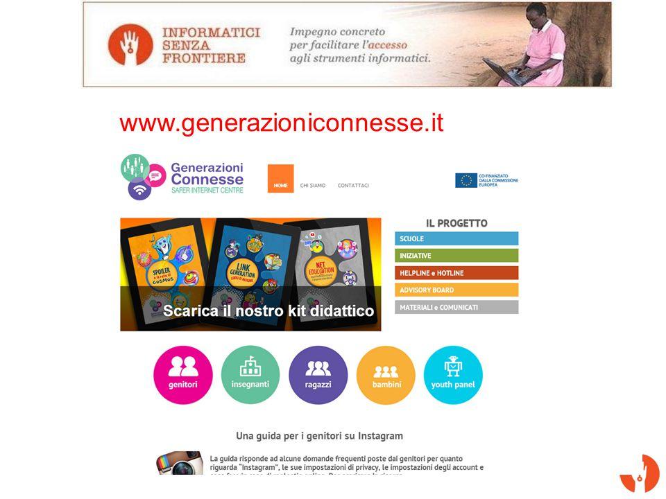 www.generazioniconnesse.it