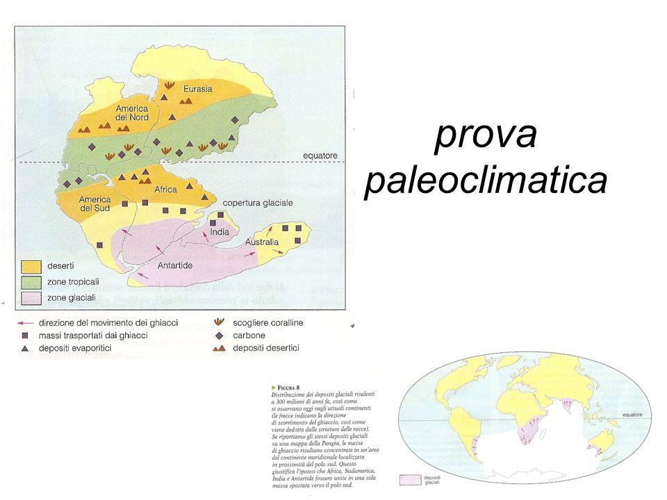 prova paleoclimatica