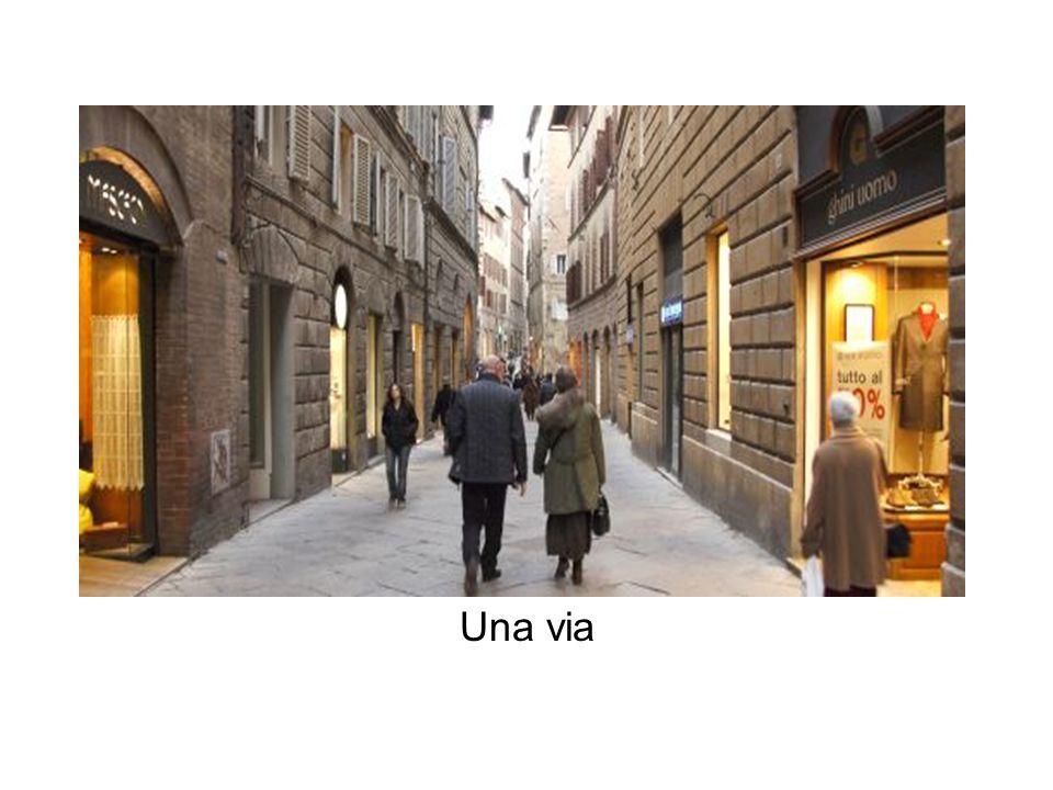 Una via