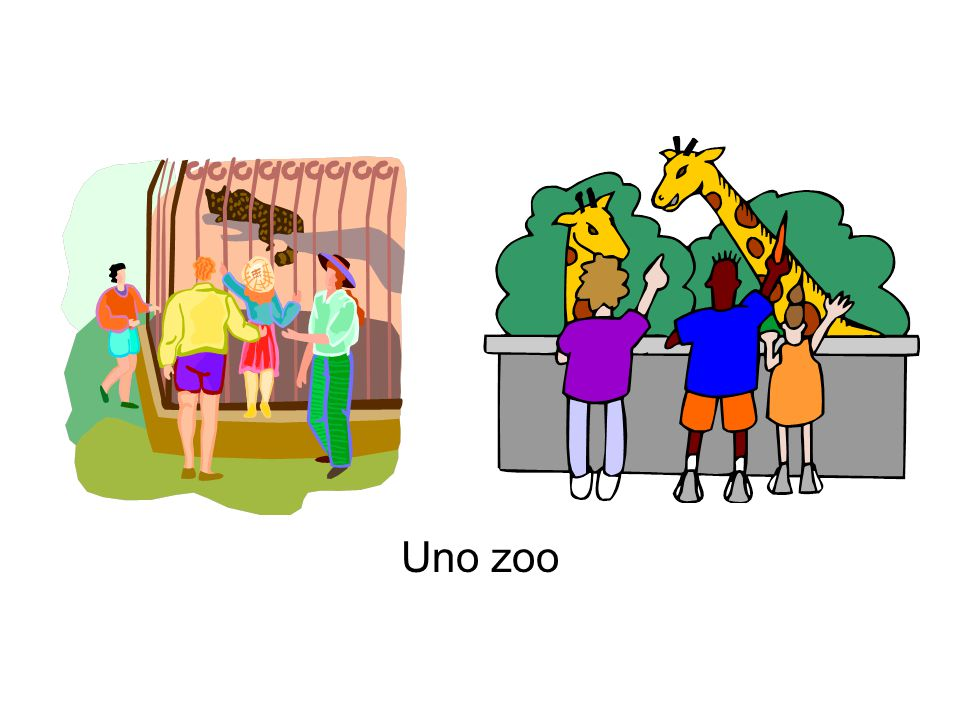 Uno zoo