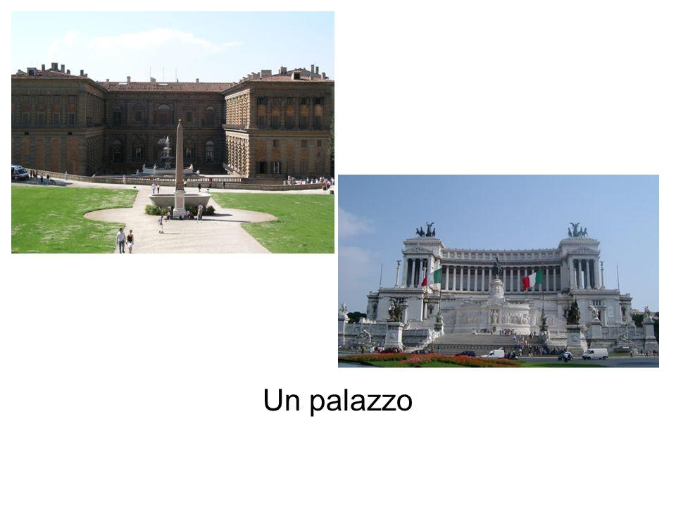 Un palazzo