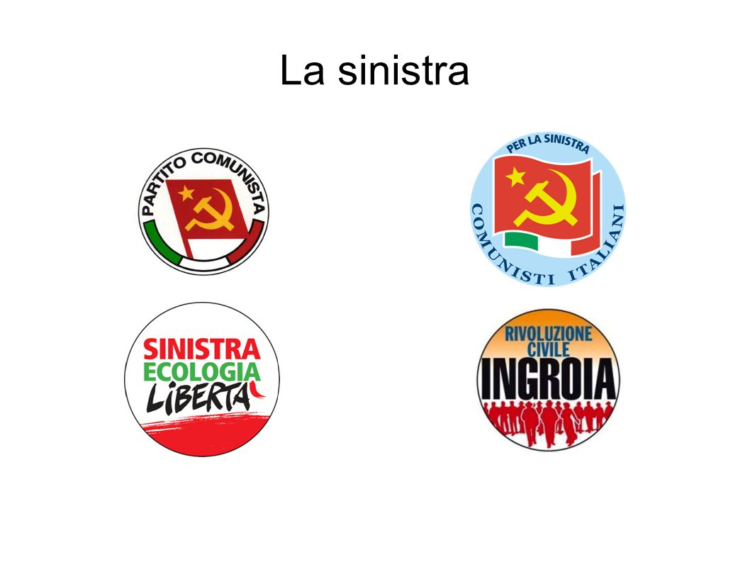 La sinistra