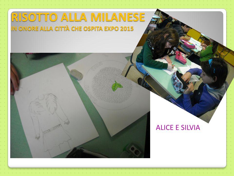 LUCA E ELISA B. RISOTTO ALLA CANTONESE - ASIA