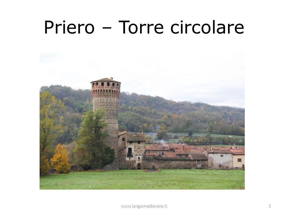 Priero – Torre circolare www.langamedievale.it3