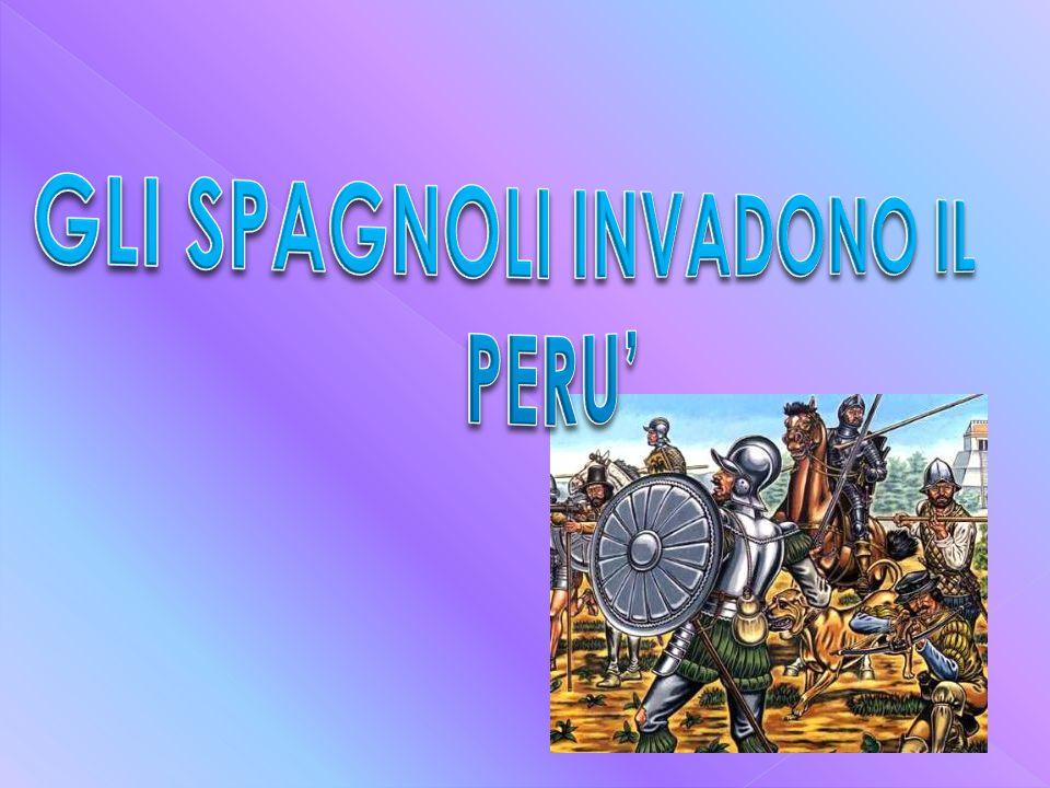 Gli Incas non conoscevano la scrittura, ma utilizzavano i quipu, dei nodi fatti con cordicelle multicolore (con i quali riuscivano a fare calcoli comp