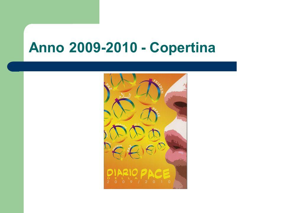 Anno 2009-2010 - Copertina