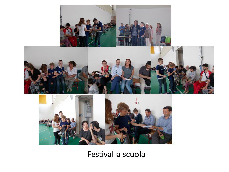 Festival a scuola