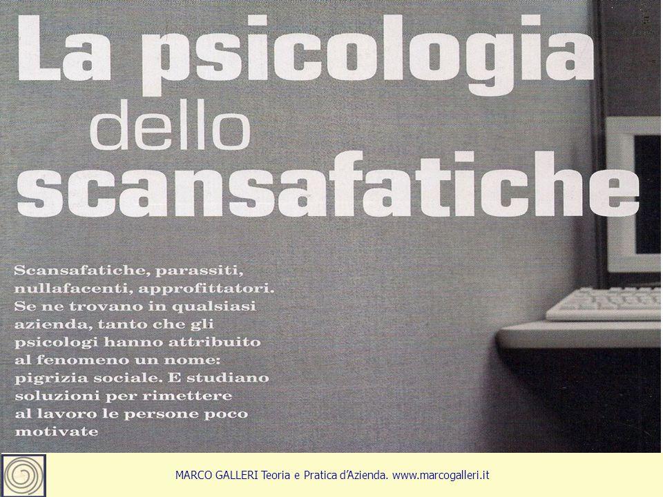 2 MARCO GALLERI Teoria e Pratica d'Azienda. www.marcogalleri.it