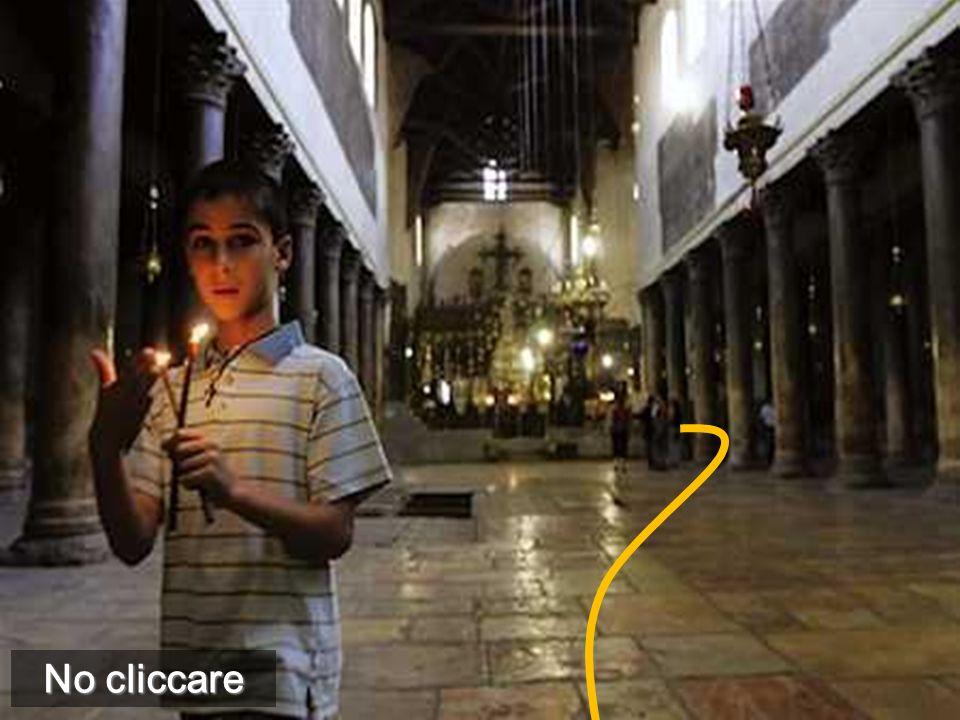 Quando tutto sembra perso, la VITA rinasce Nuovamente SORPRESE di Dio... ingresso Pianta Basilica 1- ingresso 2- cancellata 3- nave centrale (con colo