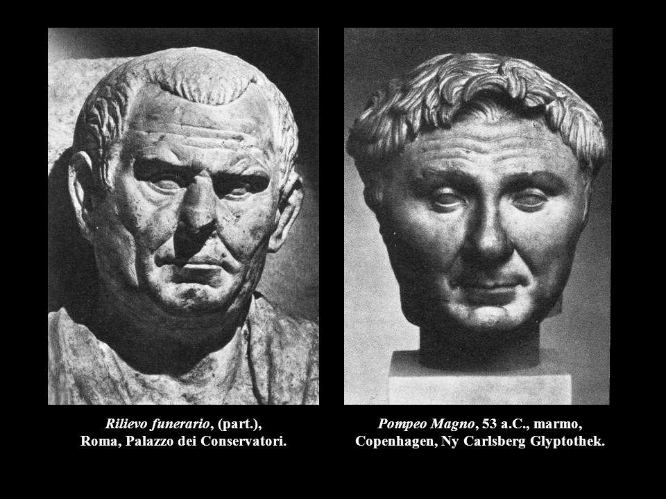 Colonna traiana, 113 d.C., h. 30 mt., Roma.