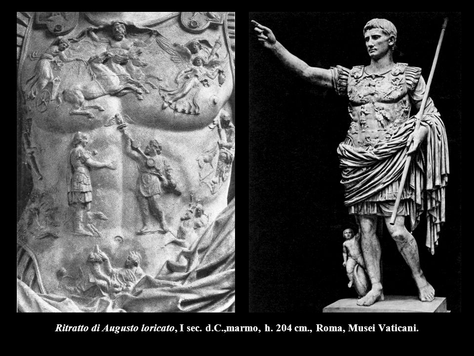 Ritratto di Lucio Vero, Roma, Museo Nazionale.