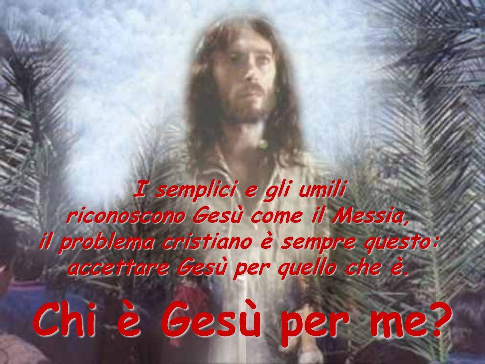 Chi è Gesù per me.