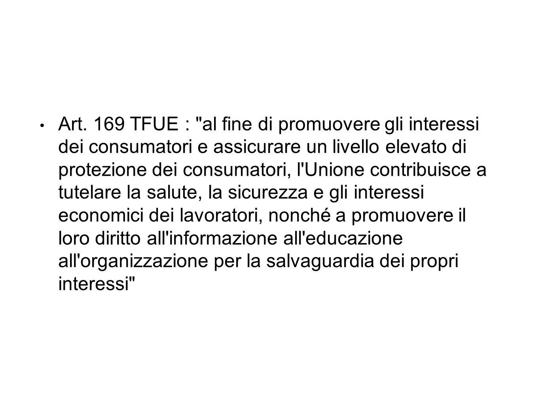 Art. 169 TFUE :