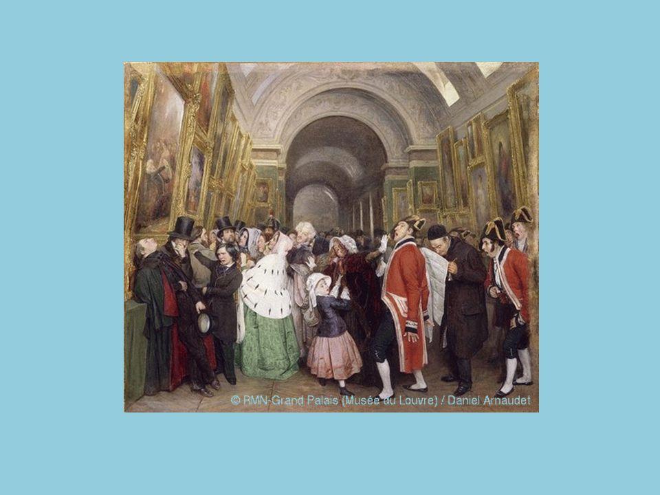 Il museo moderno è un luogo democratico, dove il pubblico non è cortesemente ammesso per gentile concessione di qualcuno (slide 1), né sopportato malvolentieri come un… invasore (slide 2).