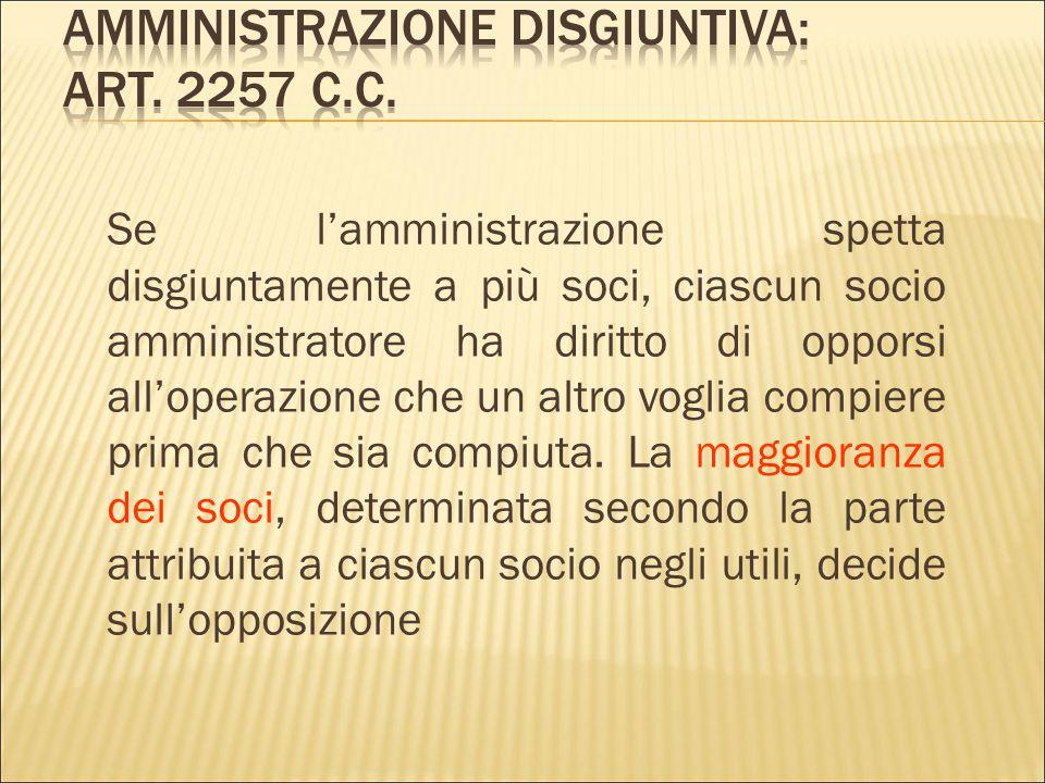  Non sono richiamate disposizioni relative al funzionamento del consiglio di amministrazione della s.p.a., ma sono ritenute applicabili.  L'A.C. può
